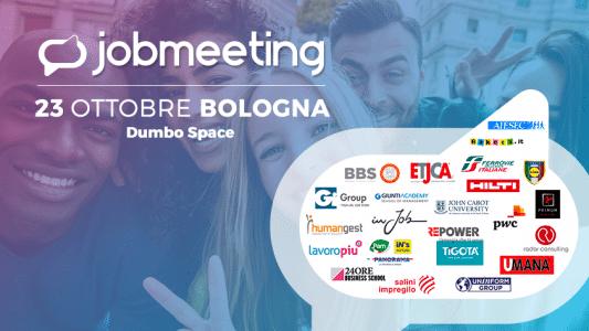 Job Meeting Bologna, assunzioni per migliaia di giovani image