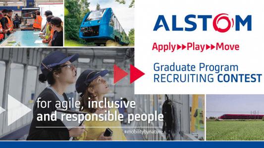 Apply, Play, Move: al via il recruiting day di Alstom image